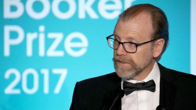 بکر پرائز 2017 امریکی مصنف